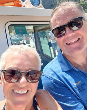 Kees en Trudie van Rosmalen